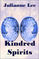 kindred spirits #romance #timetravel