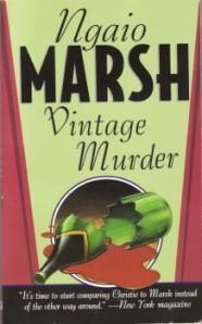 vintage murder #alleyn #mystery
