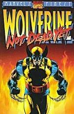 Wolverine not dead yet #graphicnovel #comic #marvel