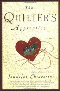 the quilters apprentice #elmcreek