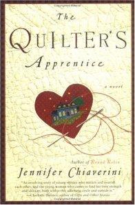 the quilters apprentice #elmcreek