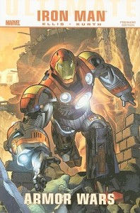 armor wars #ironman #marvel #comic
