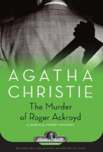 the murder of roger ackroyd #christie