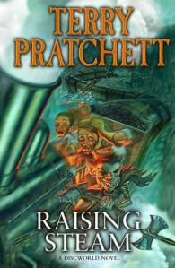 raising steam #discworld