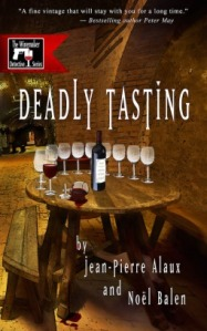 deadly tasting #wine #epicure #mystery