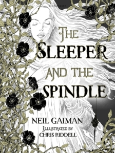 The Sleeper and the spindle #Gaiman