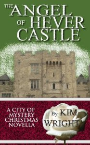Angel of Hever Castle #historical #mystery