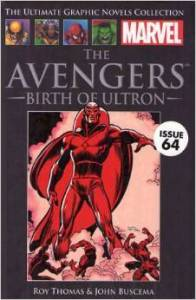 avengers birth of ultron