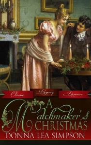 a matchmakers christmas #tomance #regency