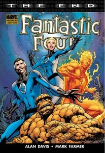fantastic four the end