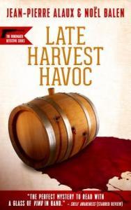 Late Harvest Havoc #winemaker #detective