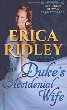 """The Dukes Accidental Wife"" #ridley #Romance #historical"
