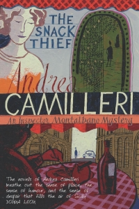 The Snack Thief, Montalbano