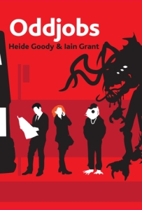 Book Review OddJobs by Heide Goode, Iain M Grant