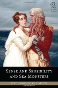 Sense and Sensibilty and Sea monsters Book Review