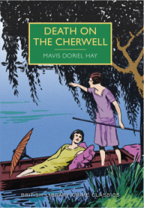 Death on the Cherwell Book Review