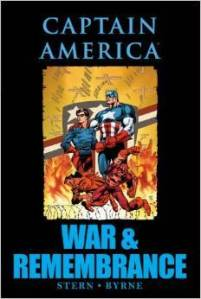 captain america war and rememberance marvel